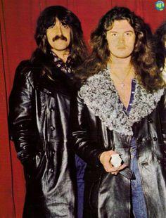 Jon Lord and Glenn Hughes / Deep Purple 1974