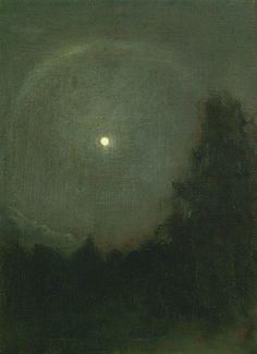 Henry Prellwitz,Moonlight Ring ca. 1910s-1920s