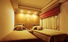 Maharajas' Express Presidential Suites Photo Gallery _____  #India #Travel #IncredibleIndia #Vacation #ThingsToDo #Tourist #TouristAttractions #Tourists #India #Tour #Traveling #Tours #Luxury #Hotel #Destination #Trip #PlacesToSee #Culture #Attractions #TheMaharajaExpress #MaharajasExpress LuxuryTrain #Palaceonwheels #MaharajaExpress