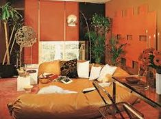 Image result for Interior Design and Architecture : Photo - Sunset Books, Decorating with Plants 1980