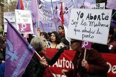 La Caja de Pandora: Condenada a ocho años de prisión por aborto espont...