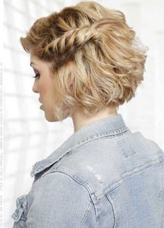 penteados cabelos curtos