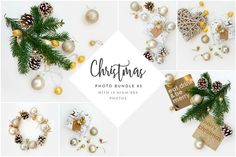 Christmas Photo Bundle #5 by Giadaland on @creativemarket | Blogger Photos | Feminine Styled Stock Photos | Styled Stock Mockups | Desk Photos | Flatlays | Styled stock photography