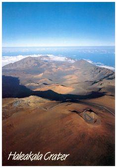 Haleakala+Crater