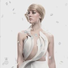 Johanna Mason (Jena Malone) The Hunger Games : Mockingjay Part 1