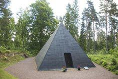 Stjärneborgs Pyramid, Småland.