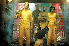 Super interesting article: 'Guardians of the Galaxy' and the rise of post-plot cinema [LA Times]