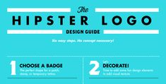Haha this is great - Brand New: The Hipster Logo Design Guide
