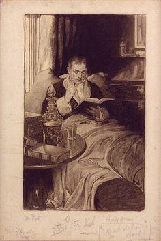 "Elizabeth Shippen Green. Caption reads ""Lovely Romance"" - I think?"