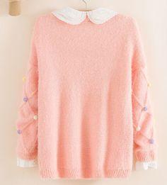 Fashion kawaii sweater @holopastel