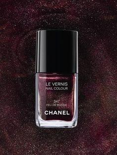 Chanel Le Vernis Nail Color in Feu de Russie