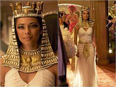 déguisement femme Cléopâtre pour le Réveillon 2016 à thème