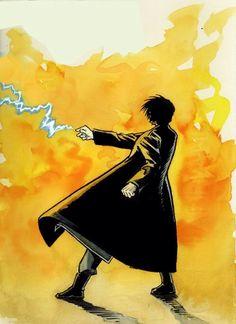 Roy Mustang _Fullmetal Alchemist Brotherhood