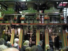 The River Don Steam Engine is the most powerful steam engine remaining in Europe