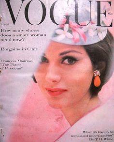 Vintage Vogue 1961