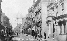 High Street, Burton-on-Trent