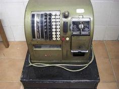 Fotos de máquina registradora antiga São Paulo