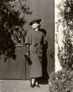 Norma Shearer by Clarence Sinclair Bull
