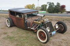 27 Awesome Hot Rods in Pictures