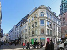 Kontor til leje på Østergade 55, 3, 1100 København K
