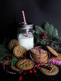 Winter Food, Xmas, Christmas, Glass Of Milk, Panna Cotta, Ethnic Recipes, Foods, Advent, Irish