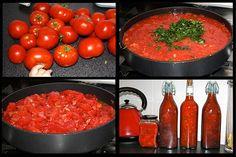 How to Make Tomato Sauce (and Tomato Paste) - Nourishing Joy