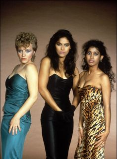 Vanity 6 - one of their best group photos!