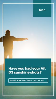 Here's a winter health fact. Our bodies need Vitamin D for many important processes including supporting the immune system, bone and muscle building, and to promote better sleep and mood.