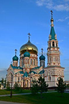 Église de la Dormition Omsk
