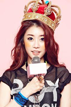 Sojin - Girl's Day - Female President