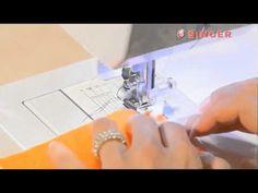 Singer Dikiş Makinaları - EĞİTİM VİDEOLARINasıl Kullanılır Learn To Sew, Sewing Techniques, Janome, Sewing Hacks, Singer, Handmade, Sewing Machines, Stitching, Training