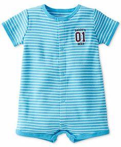 Carter's Baby Boys' Striped Sunsuit