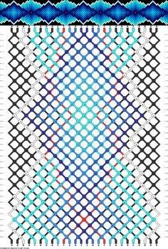26 strings, 9 colors, 36 rows