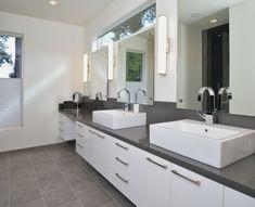 Wann sollen wir Grau im Badezimmer haben - http://wohnideenn.de/badezimmer/07/grau-im-badezimmer.html #Badezimmer