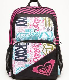 Love this! Roxy backpack