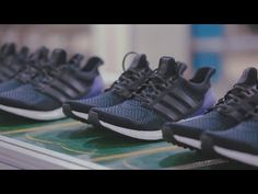 "Process: The Adidas Ultra Boost AKA ""The World's Best Running Shoe"" - YouTube"