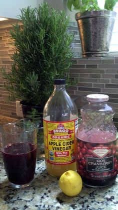 An awesome daily liver cleanser! cup pure cranberry juice 1 Tsp apple cider vinegar juice of An awesome daily liver cleanser! cup pure cranberry juice 1 Tsp apple cider vinegar juice of weight loss […] detox foods cider vinegar Detox Drinks, Healthy Drinks, Healthy Tips, Healthy Choices, Healthy Snacks, Detox Juices, Liver Cleanse, Liver Detox, Juice Cleanse