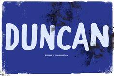 YWFT Duncan by YouWorkForThem on Creative Market