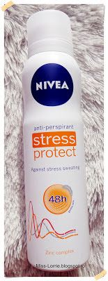 Lorena's Blog♥: Review Anti-perspirant Nivea Stress Protect 48h (d...