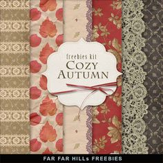 GRANNY ENCHANTED'S BLOG: Sunday's Guest Freebies ~ Far Far Hill