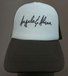 c5f0c19d212 Angela  amp  Alison Snap Back Mesh Trucker Hat