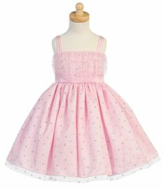 Cute Easter dress.   Makes me wish my girls were still toddlers!!!