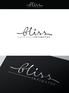 cool Logo design contest | Logo for Bliss Intimates online lingerie boutique | Entries by http://www.newfashiontrends.top/fashion-logo-design/logo-design-contest-logo-for-bliss-intimates-online-lingerie-boutique-entries/