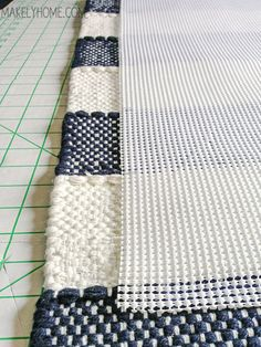 How to Create a Non-Slip Bath Mat from a Cotton Rug