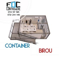 #fabricatinromania🇹🇩 #office #officespace #container #containerarchitecture #modularoffice #sustainability #sustainableliving #smartliving #smartoffice #smartcity #smartbusiness #smartbuilding #officedesign #officedesigntrends #3dmodeling #3dmodel #corporatesocialresponsibility #fabricadecontainere #containerefdc
