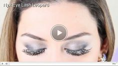 Nyx Eye Lash Leopard