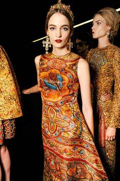 Dolce  Gabbana fall 2013