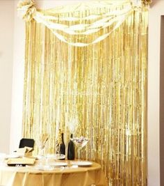 11 Best Foil Curtain Wall 0backdrop For Party And Photo Booth