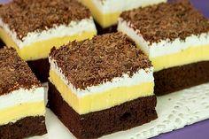 Výborný zákusok, ktorý by som mohla jesť každý deň... Cream Cake, Ice Cream, Sweet Cakes, Cheesecake, Food And Drink, Sweets, Baking, Ethnic Recipes, Tiramisu