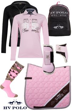 .HV Polo Winter Pink Kiliam #Epplejeck #hvpolo #pink #pinkkilliam #winter16